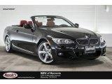 2013 Black Sapphire Metallic BMW 3 Series 335i Convertible #115230589