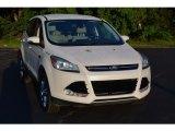 2013 White Platinum Metallic Tri-Coat Ford Escape SEL 1.6L EcoBoost #115230618