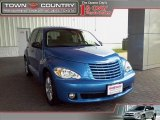 2008 Surf Blue Pearl Chrysler PT Cruiser Touring #11506142