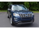 2017 Blue Jeans Ford Explorer XLT #115230615