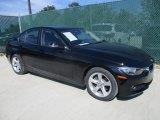 2013 Jet Black BMW 3 Series 320i xDrive Sedan #115251192
