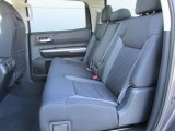 2016 Toyota Tundra TSS CrewMax Rear Seat