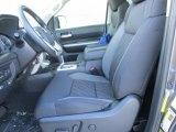 2016 Toyota Tundra TSS CrewMax Black Interior