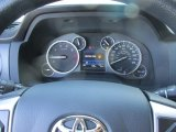2016 Toyota Tundra TSS CrewMax Gauges