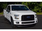 2016 Oxford White Ford F150 XLT SuperCab #115251126