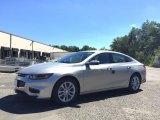 2016 Silver Ice Metallic Chevrolet Malibu LT #115250894