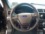 2017 Ford Explorer Sport 4WD Steering Wheel