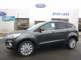 2017 Magnetic Ford Escape Titanium 4WD #115251162