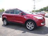 2013 Ruby Red Metallic Ford Escape SEL 2.0L EcoBoost 4WD #115273000