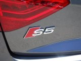 Audi S5 2017 Badges and Logos