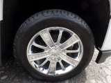 2017 Chevrolet Silverado 1500 High Country Crew Cab 4x4 Wheel