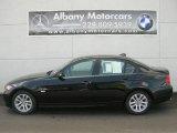 2007 Jet Black BMW 3 Series 328i Sedan #11503160