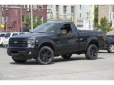 2014 Tuxedo Black Ford F150 FX4 Tremor Regular Cab 4x4 #115273083
