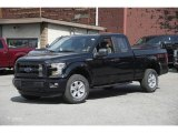 2016 Shadow Black Ford F150 XL SuperCab 4x4 #115273081