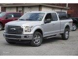 2016 Ingot Silver Ford F150 XLT SuperCab 4x4 #115273080