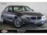 2017 Mineral Grey Metallic BMW 3 Series 320i Sedan #115302744