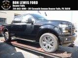 2016 Shadow Black Ford F150 XLT SuperCrew 4x4 #115302629