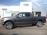2016 Magnetic Ford F150 XLT SuperCab 4x4 #115302911