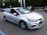 2017 Chevrolet Cruze LS Data, Info and Specs