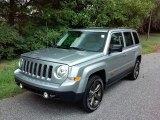 2017 Jeep Patriot Billet Silver Metallic