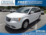 2016 Bright White Chrysler Town & Country Touring #115330303