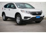 2016 White Diamond Pearl Honda CR-V LX #115343627