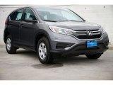 2016 Modern Steel Metallic Honda CR-V LX #115343599