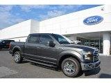 2016 Magnetic Ford F150 XLT SuperCrew #115350275