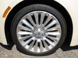 Lincoln MKZ 2015 Wheels and Tires