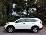 2014 White Diamond Pearl Honda CR-V LX AWD #115350161