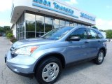 2011 Glacier Blue Metallic Honda CR-V LX 4WD #115350305