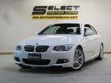 2013 Alpine White BMW 3 Series 335i Convertible #115350251