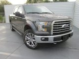 2016 Magnetic Ford F150 XLT SuperCrew 4x4 #115350318