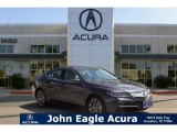 2017 Modern Steel Metallic Acura TLX V6 Technology Sedan #115350207