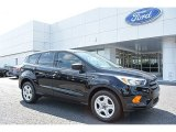 2017 Shadow Black Ford Escape S #115370702