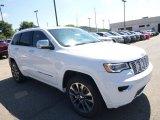 2017 Jeep Grand Cherokee Bright White