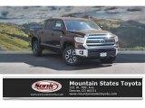 2016 Sunset Bronze Mica Toyota Tundra SR5 CrewMax 4x4 #115370468