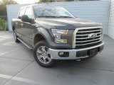 2016 Magnetic Ford F150 XLT SuperCrew 4x4 #115370763