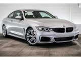 2014 BMW 4 Series Glacier Silver Metallic