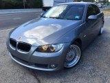 2009 Space Grey Metallic BMW 3 Series 335i Convertible #115370713