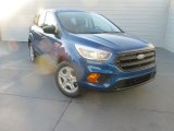 2017 Lightning Blue Ford Escape S #115400528