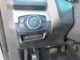 2017 Ford Explorer XLT Controls
