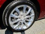 Cadillac XTS Wheels and Tires