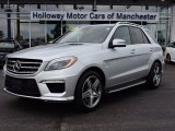 2012 Mercedes-Benz ML 63 AMG 4Matic