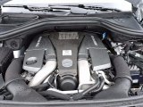Mercedes-Benz ML Engines