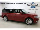 2016 Ruby Red Ford Flex Limited AWD #115400339