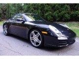 2009 Porsche 911 Basalt Black Metallic