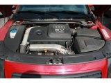Audi TT Engines