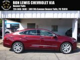 2017 Chevrolet Impala LZ