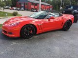 2013 Crystal Red Tintcoat Chevrolet Corvette Grand Sport Convertible #115450117